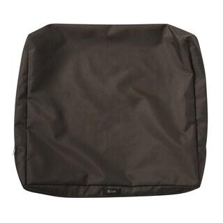 """Ravenna® Patio Back Cushion Slip Cover, 25""""L x 22""""W x 4""""T - 25""""l x 22""""w x 4""""t"""