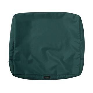 """Ravenna® Patio Back Cushion Slip Cover, 23""""L x 20""""W x 4""""T - 23""""l x 20""""w x 4""""t"""
