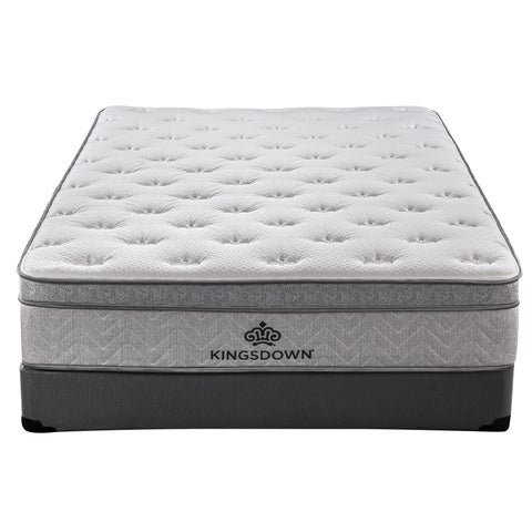 Kingsdown Mezzo Firm 13-inch Queen Luxury Euro Top Mattress