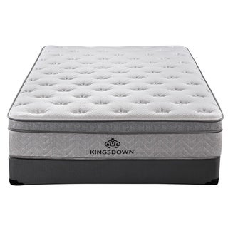 Shop Kingsdown Passions Aspiration 14 75 Inch King Size