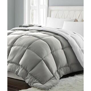 Down Alternative Comforter Reversible