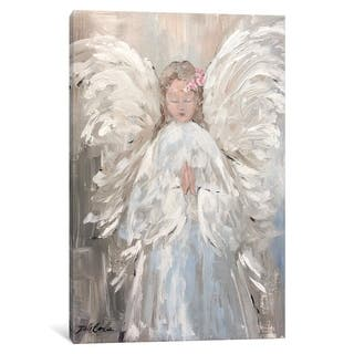 """iCanvas """"My Angel"""" by Debi Coules Canvas Print"""