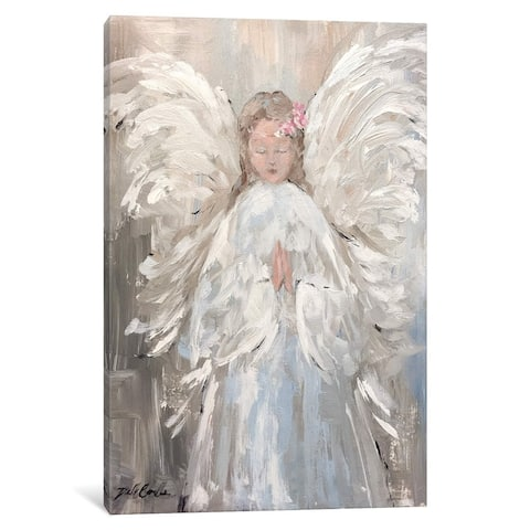 "iCanvas ""My Angel"" by Debi Coules Canvas Print"