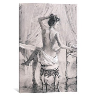 """iCanvas """"After The Bath"""" by Steve Henderson Canvas Print"""
