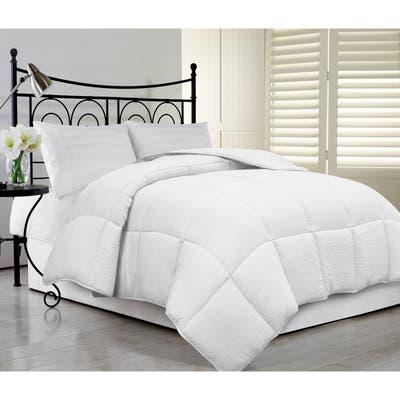 Microfiber Supersize Ultra Soft Down Alternative Comforter