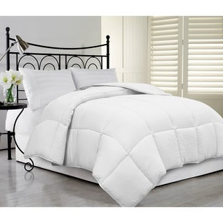 Link to Microfiber Supersize Ultra Soft Down Alternative Comforter Similar Items in Comforters & Duvet Inserts