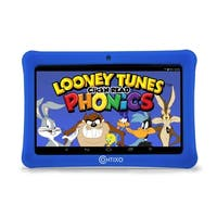 "Contixo Kids Tablet K1 7"" Touch Screen Display Bluetooth WiFi Camera - Dark Blue"
