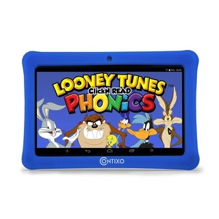 "Contixo Kids Tablet K1 7"" Touch Screen Display Bluetooth WiFi Camera - Dark Blue"