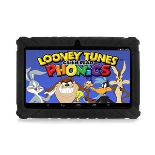 "Contixo Kids Tablet K2 7"" Touch Screen Display Bluetooth WiFi Camera - Black"