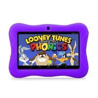 "Contixo Kids Tablet K3 7"" Touch Screen Display Bluetooth WiFi Camera - Purple"