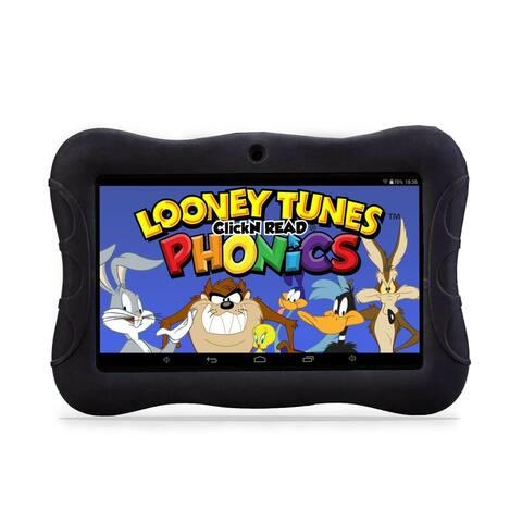 "Contixo Kids Tablet K3 7"" Touch Screen Display Bluetooth WiFi Camera - Black"