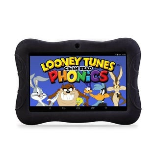 "Contixo Kids Tablet K3 7"" Touch Screen Display Bluetooth WiFi Camera - Black"