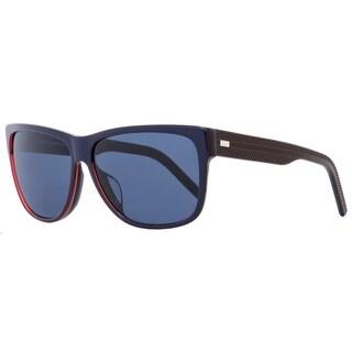 Dior Black Tie 188FS 98LKU Mens Navy/Red 61 mm Sunglasses