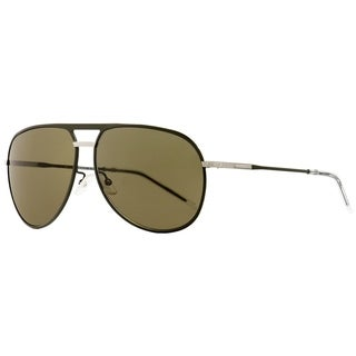 Dior 0183FS 5SIE4 Mens Khaki 64 mm Sunglasses
