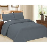 Verno Ocean Star Oversized Bedspread Set with Shams