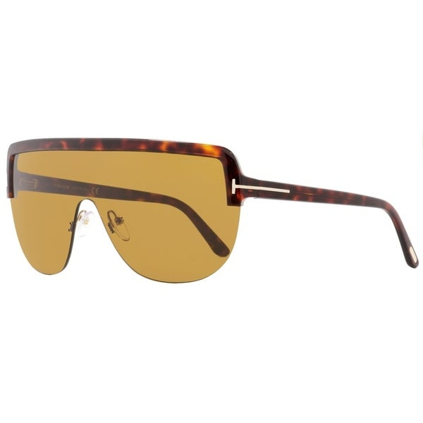 95feb72bca Shop Tom Ford TF560 Angus-02 54E Unisex Havana Gold 0 mm Sunglasses - Free  Shipping Today - Overstock - 22514357