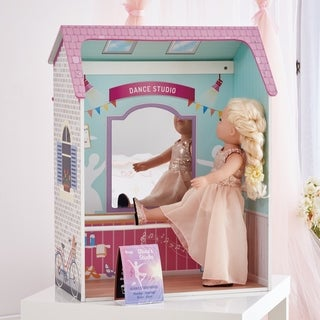 Olivia's Little World -Olivia's Classic Convertible Play House(4 in 1)