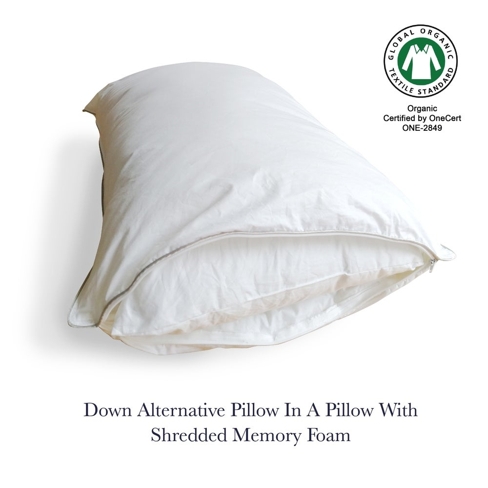 Shop A1 Home Collections Bed Pillows on