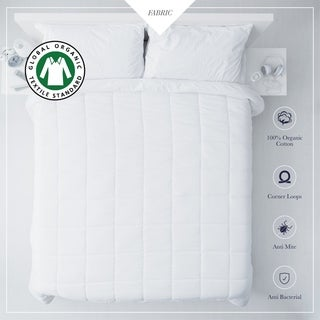 GOTS Certified Cotton Down Alternative Duvet Insert