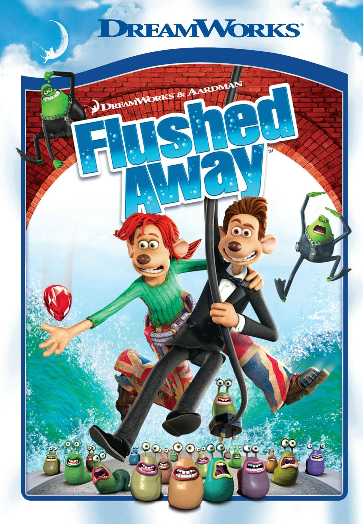 Flushed Away (FS/DVD)