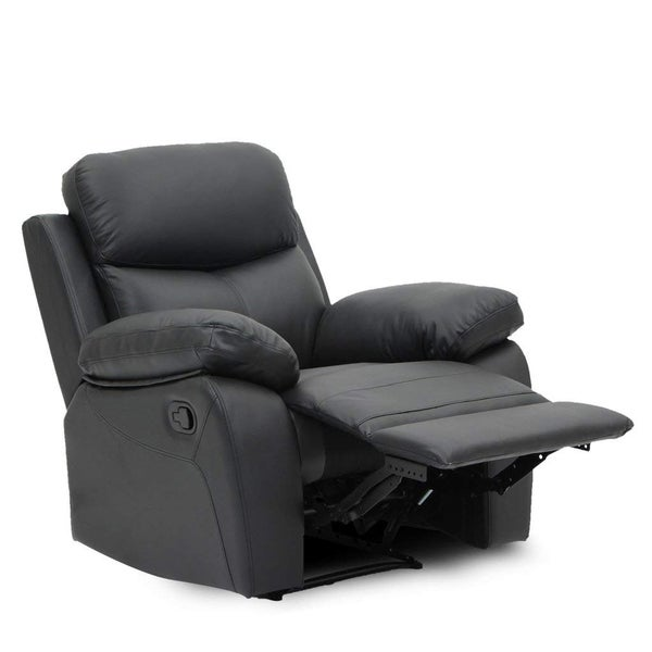 Cheap Recliner Sofas For Sale Black Leather Reclining: Shop Sofa Recliner 1 Single Seat Top Grain Leather In