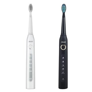 Seago SG-507 USB Rechargeable Electric Toothbrush Adult Waterproof Deep Clean - N/A