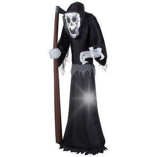 6 ft. Inflatable Giant Grim Reaper