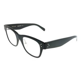 Celine Square CL 41426 06Z Unisex Black Frame Eyeglasses