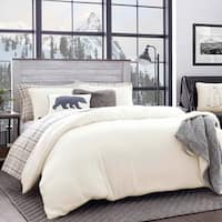 Eddie Bauer Cloud Peak Sherpa Duvet Cover Set