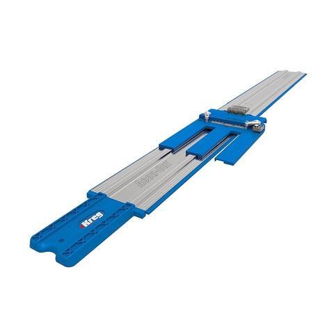 Kreg KMA2700 Accu-Cut Circular Saw Guide Track - Blue - N/A