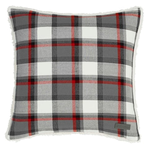 Eddie Bauer Wallace Sherpa Throw Pillow