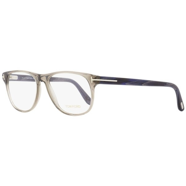 6f791e76ab Tom Ford TF5362 020 Mens Opal Gray Blue Horn 55 mm Eyeglasses - opal gray