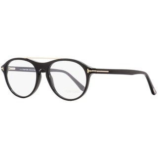 Tom Ford TF5411 001 Mens Shiny Black/Gold 53 mm Eyeglasses - shiny black/gold