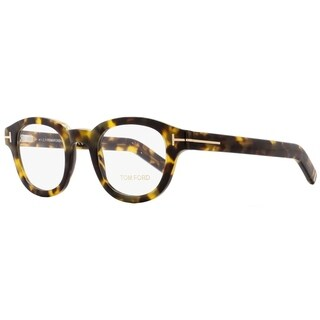 Tom Ford TF5429 055 Mens Tortoise/Gold 47 mm Eyeglasses