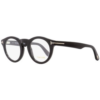 Tom Ford TF5459 001 Mens Black/Gold 48 mm Eyeglasses