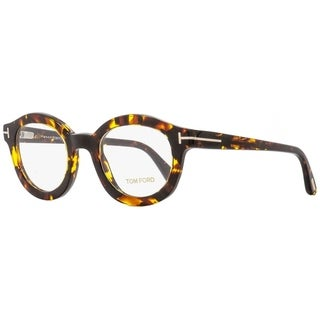 Tom Ford TF5460 052 Mens Havana 49 mm Eyeglasses