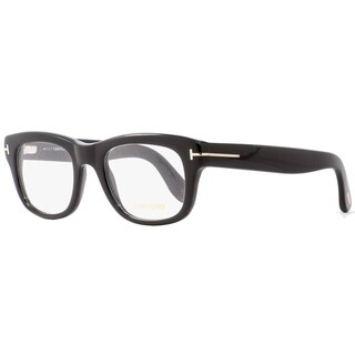 Tom Ford TF5472 001 Mens Shiny Black 49 mm Eyeglasses - Shiny Black