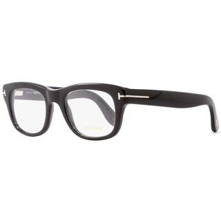 Tom Ford TF5472 001 Mens Shiny Black 49 mm Eyeglasses - Shiny Black