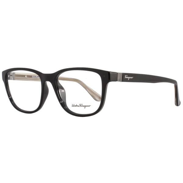 f22c4d21e5 Shop Salvatore Ferragamo SF2729 001 Mens Black 54 mm Eyeglasses ...