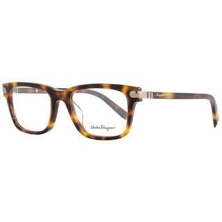Salvatore Ferragamo SF2758 214 Mens Havana 53 mm Eyeglasses