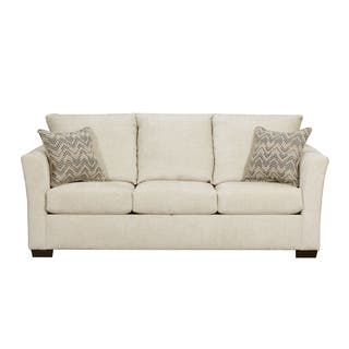Simmons Upholstery Elan Queen Sleeper Sofa