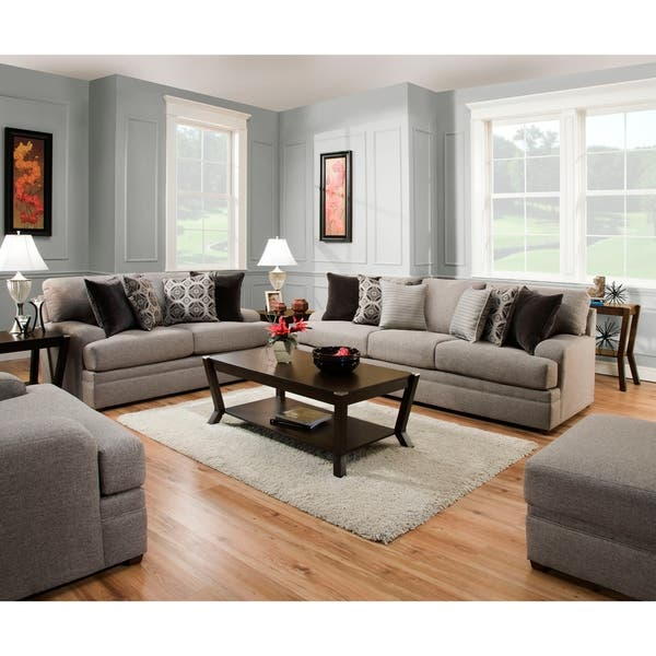 Cool Shop Simmons Upholstery Dublin Briar Sofa Free Shipping Andrewgaddart Wooden Chair Designs For Living Room Andrewgaddartcom