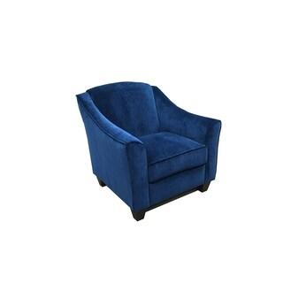 Simmons Upholstery Venice Sapphire Beautyrest Accent Chair