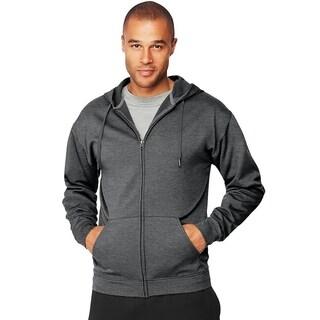 Hanes mens Performance Fleece Zip Up Hoodie (O6213)