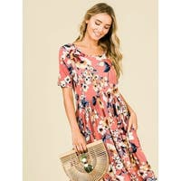 Olivia Pratt BabyDoll Dress