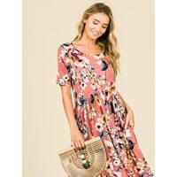 Olivia Pratt BabyDoll Dress