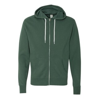 Independent Trading Co. mens Full-Zip Hooded Sweatshirt (AFX90UNZ)