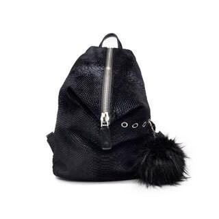Like Dreams Nyx Velvet Geometric Backpack