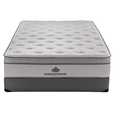 Kingsdown Mezzo Plush 14.5-inch King Luxury Euro Top Mattress