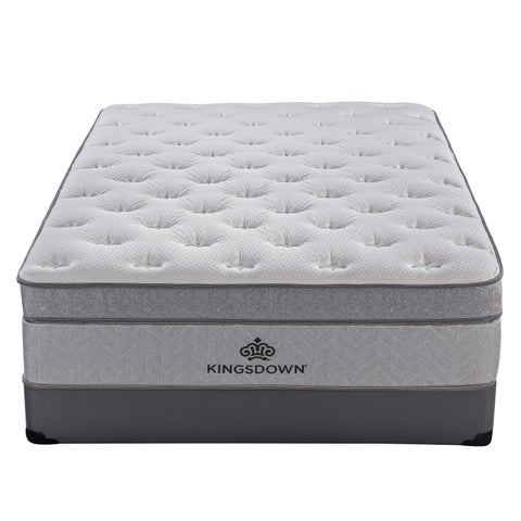 Kingsdown Mezzo Ultra Plush 16-inch Queen Luxury Pillow Top Mattress